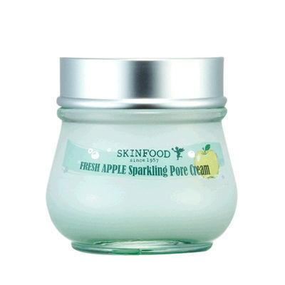 FRESH APPLE SPARKLING PORE CREAM - Kiềm dầu.