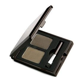 Choco Eyebrow Powder Cake # 1 Grey Khaki Black