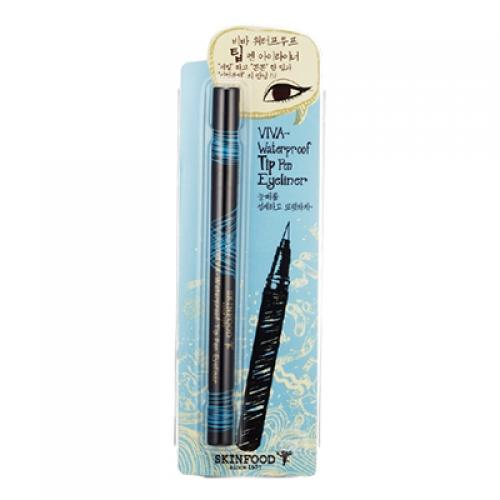 VIVA WATERPROOF TIP PEN EYELINER