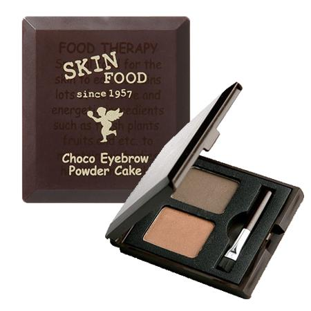 Choco Eyebrow Powder Cake #2 Grey Brown