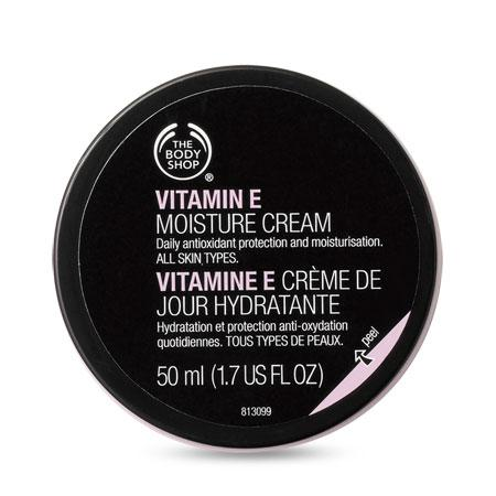 Vitamin E Moisture Cream - The body shop