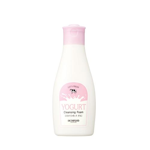 Fresh Yogurt Cleansing Foam