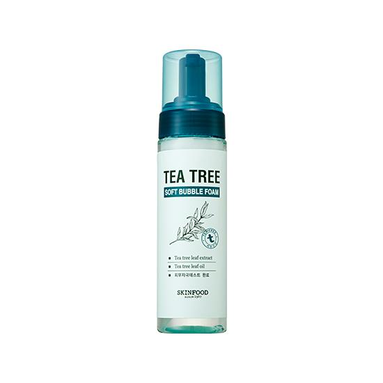 Tea Tree Soft Bubble Foam