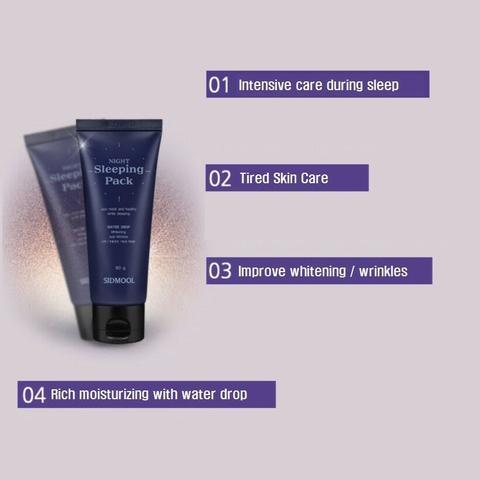 Mask ngủ - Night Sleeping Pack - sidmool